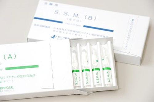 白血球の減少を抑える薬として認可はされている