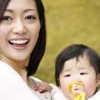 おしゃぶりは赤ちゃんの成長に悪影響を及ぼす