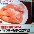 疲労回復にいい食べ物は鳥の胸肉