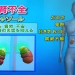 熱と吐き気と膝の痛みとすり足歩行の病気は副腎不全